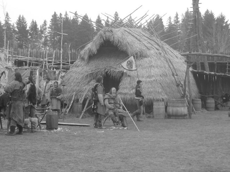 The viking village at nine nine mile river nova scotia